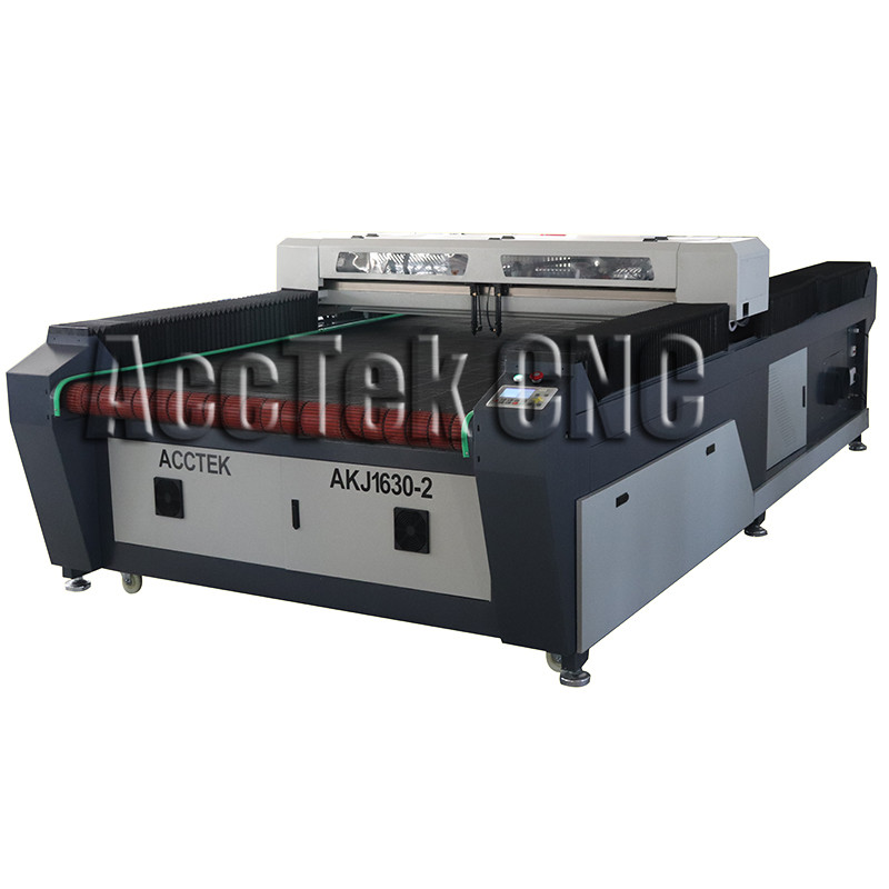 Large Size Better Price Co2 Laser Cnc Router / Cnc Laser Engraving Machine For Acrylic Wood