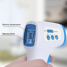 Baby Thermometer Digital Infrared Forehead Fever Body Thermometer Non-contact Medical Temperature Gun for Kids&Adults 2020