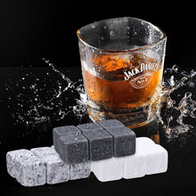 Многоразовые ледяные кубики для виски шампанского охлаждающие