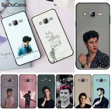 Shawn Mendes 98 Gaya Coque Shell Ponsel Case untuk Samsung J2 4 5 6 7 8 Prime Pro Plus Duo neo J415 2016 8 9 J600 737 730(China)