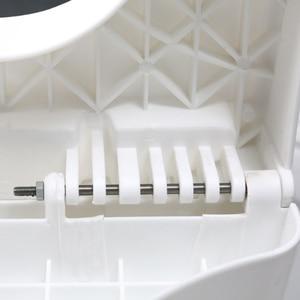 Image 4 - 41x25x17,5 см нескользящий стул для туалета складной детский стул для ног Профессиональный Туалет вспомогательный стул Товары для ванной комнаты