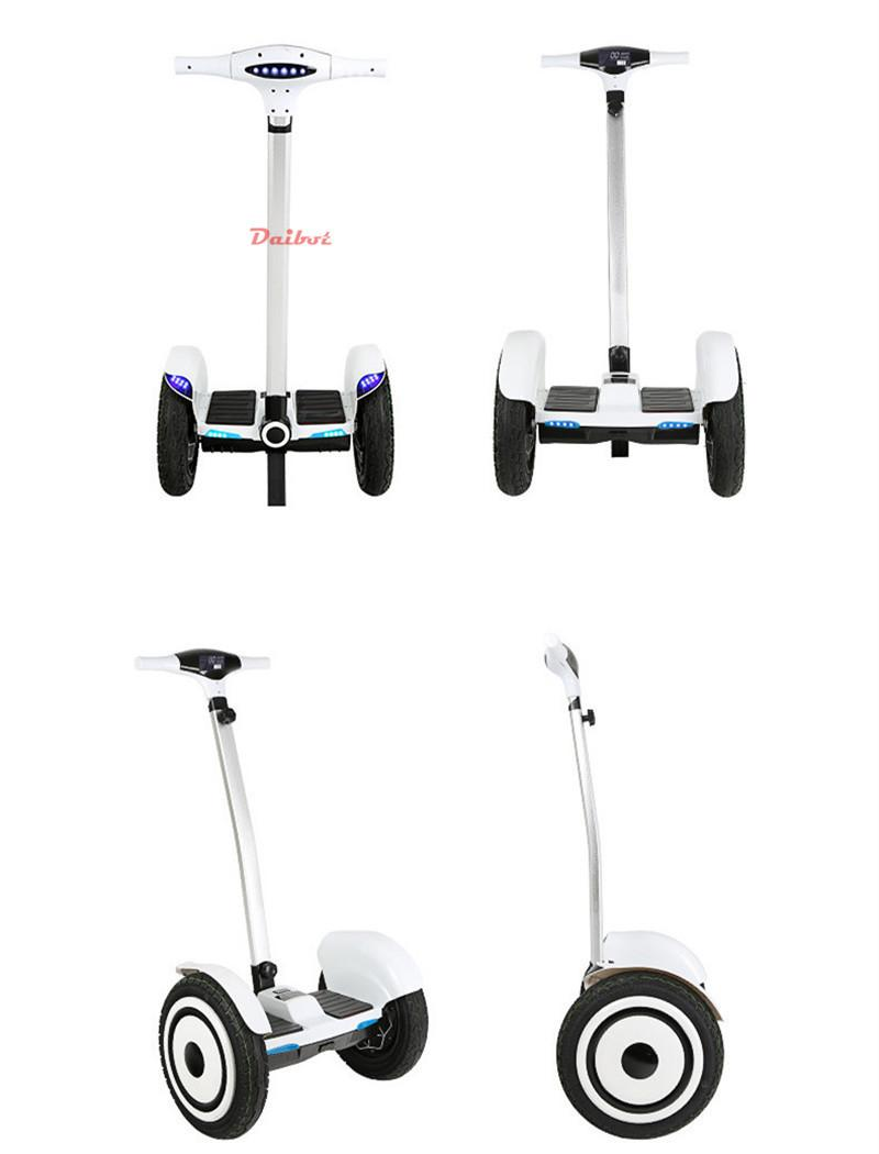 Daibot Electric Hoverboard Scooters Self Balancing Scooters 15 Inch 700W Off Road Electric Scooter 36V For Adult With Bluetooth (14)