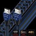 HiFi Audioquest 8K водка HDMI-совместимый кабель для видео AV-кабель 48 48 Гбит/с Ultra HD 5,0 оригинальная коробка