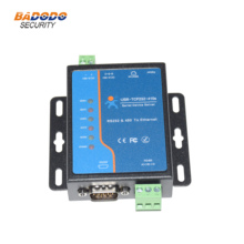 USR-TCP232-410S Serial port RS232 RS485 to Ethernet converter Device Server Modbus RTU to Modbus TCP flow control image