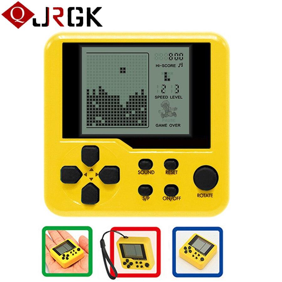 Retro classic handheld game console portable mini children's educational game console electronic toy children's tetris