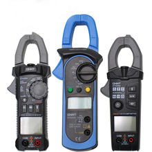 Digital Clamp Meter DC/AC Current Voltage Tester CNHT Ammeter Multimeter Electrician Tool 10A/20A Current Range Multimeter цена