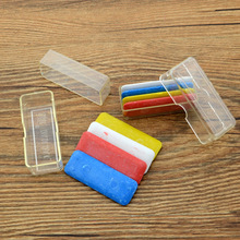 4pcs/pack Small Colorful Draw Erasable Fabric Tailors Chalk Dressmakers DIY Making Sewing Tailor Garment Accessories Tool