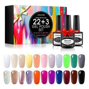 Lagunamoon Nail Gel Gift Box S