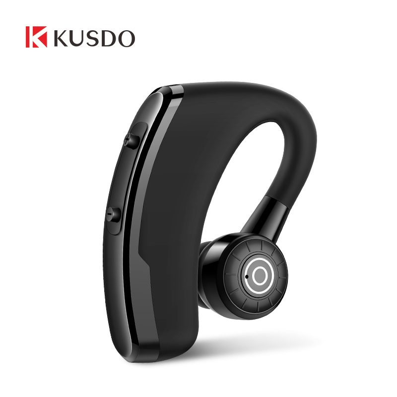 KUSDO Bluetooth Earphone Wireless Headphone Handsfree Headset Earbud With HD Microphone For Phone IPhone Samsung Xiaomi