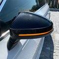 Kibowear для Audi A4 A5 B9 S4 S5 RS5 2017 2018 2019, динамический поворотник, светодиодный сигнал поворота, мигание, боковое зеркало, Световой индикатор