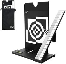 """JJC Автофокус калибровка помощь фокус тест схема для камер с функцией """"AF тонкой настройки"""" или """"AF микро регулировки"""""""