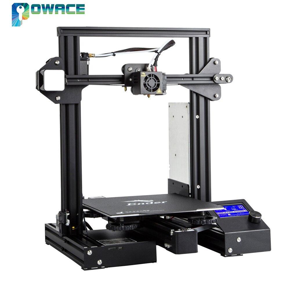 Ender-3 Pro Series Of 3D Printer High-precision Desktop CNC Router 110V Or 220V Input