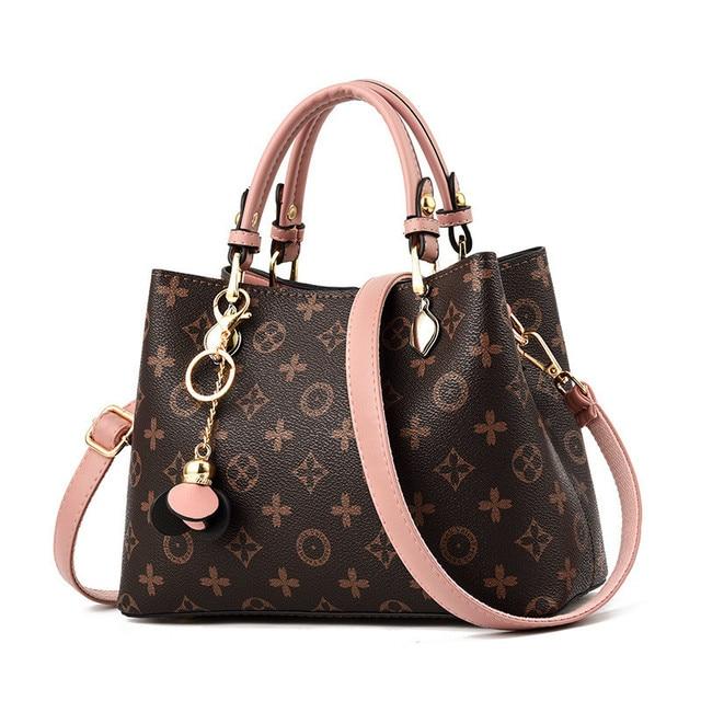 2020 Female Tote Bag Designers Luxury Handbags Printed Bucket simple women bag  Famous Brand Shoulder Bag Ladies Bolsos 4