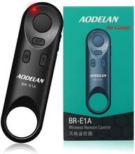 AODELAN BR E1A Wireless Remote Control for Canon EOS R RP R5 R6 M50 M6II 77D 90D 800D 200DII 250D G5X2 G7X3; Replace Canon BR E1