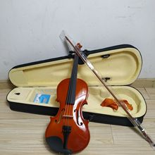 full wooden violin 1/16 1/10 Boutique for children violin
