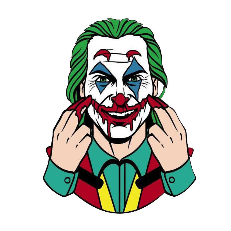 Joker smalto pin