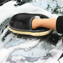2020 Car Washing Gloves Cleaning Brush Car Styling for Toyota Camry Highlander RAV4 Crown Reiz Corolla Vios Yaris