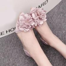 Women's Flats 2020 Women Shoes Candy Col