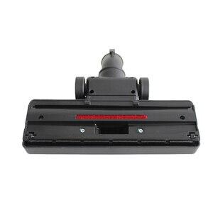 Image 1 - Universal 35mm Innen Durchmesser Staubsauger Pinsel Zubehör Langlebig Pinsel Kopf Werkzeug Ersatz Für Boden Teppich