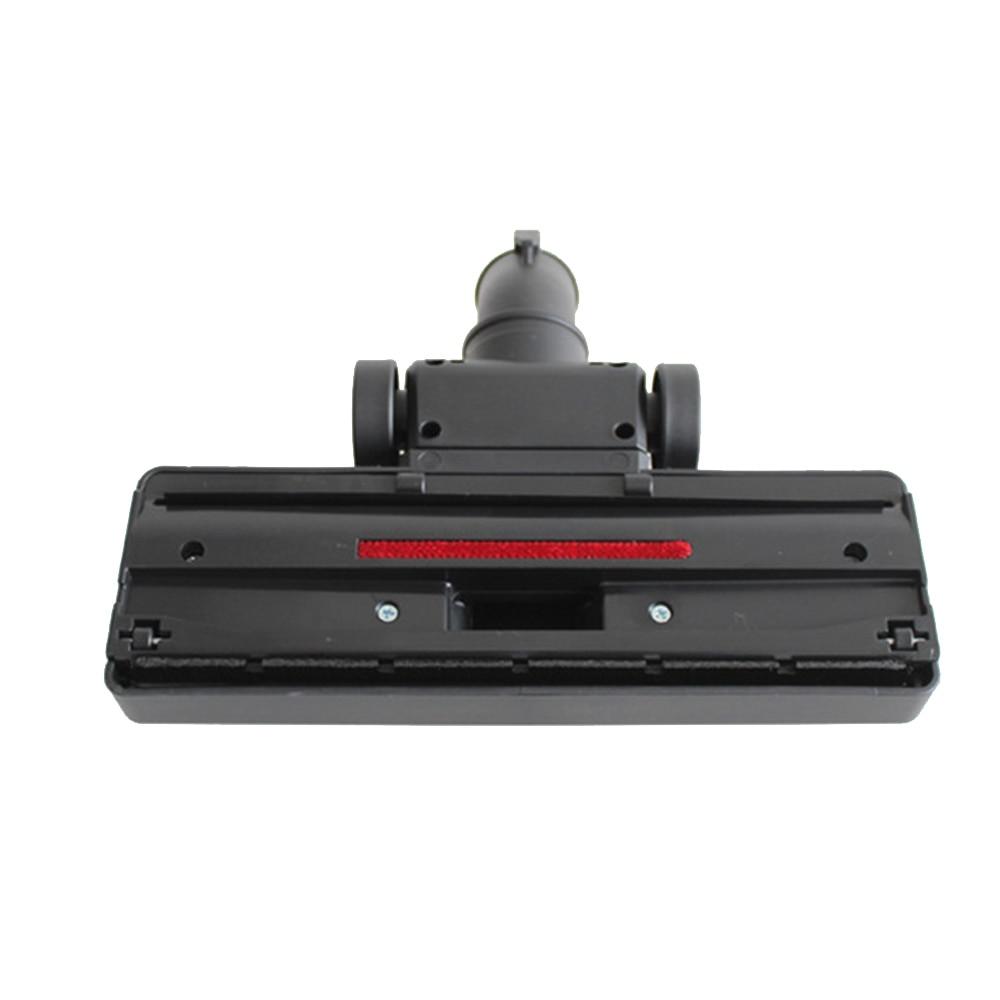 Universal 35mm Inner Diameter Vacuum Cleaner Brushes Accessory Durable Brush Head Tool Replacement For Floor Carpet