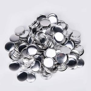 Image 3 - 100 комплектов, 25 32 44 58 75 мм, детали для жесть и кнопок для изготовления штырьков, аксессуары ручной работы из нужного материала