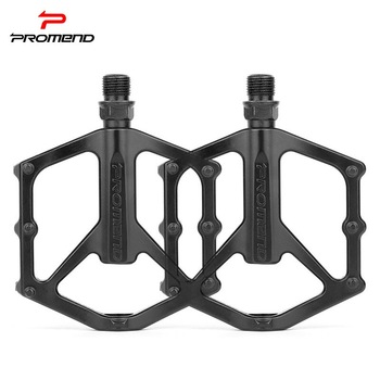 Promend M29 MTB highway bicycle pedal non-slip ultra-light pedal,3 bearing pedal MTB Alloy bicycle ultra light pedal accessories