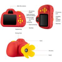 Children's Kids Lovely Camera New Mini SLR Digital Camera Toy Gift 15 million Effective Pixels