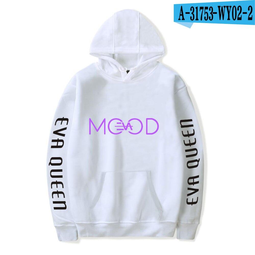 2020 Eva Queen Hoodies Men Casual Streetwear Sweatshirt Sudadera Hombre Eva Queen Hoodie For Men/Women 33
