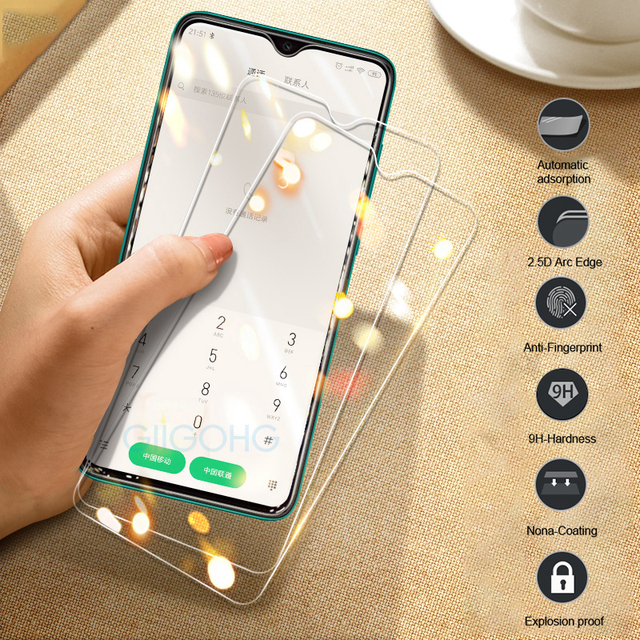 3PCS Tempered Glass For XiaoMi RedMi 8 8A Note 9S 8T 7 Pro 6 6A 7A Screen Protector Glass RedMi 5 Plus Global 8T 8 HD Full Glue