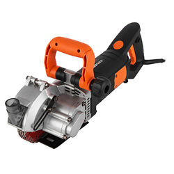 220V FREE SHIPPING Electric Wall Chaser Groove Cutting Machine Wall Slotting Machine 4800W 42mm 220V