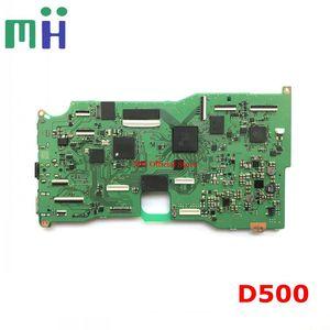 Image 1 - יד שנייה עבור ניקון D500 Mainboard האם ראשי לוח PCB אם מצלמה החלפת חילוף חלק