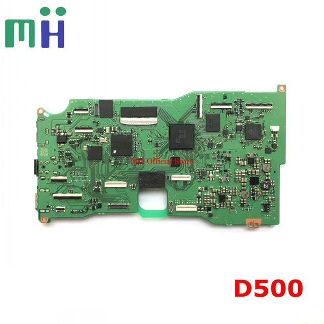 יד שנייה עבור ניקון D500 Mainboard האם ראשי לוח PCB אם מצלמה החלפת חילוף חלק