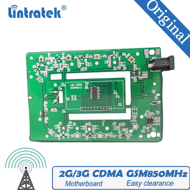 Motherboard Signal Booster Repeater KW16L-CDMA 850MHz GSM850MHz 2G 3G 4G Motherboard Of Signal Amplifier In Brazil