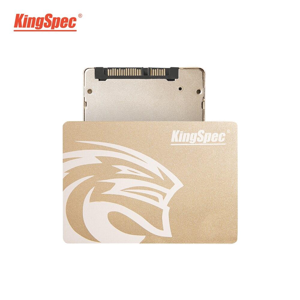 KingSpec SSD 120gb 2.5 SATA ssd 240 GB lecteur à semi-conducteurs hdd 7mm disque dur hd pour ordinateur portable lecteur de disque de bureau pour ordinateur portable de bureau