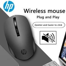 HP Silent Wireless Mouse 1600dpi Ergonomic 2.4G Mause USB Optical Portable Mini