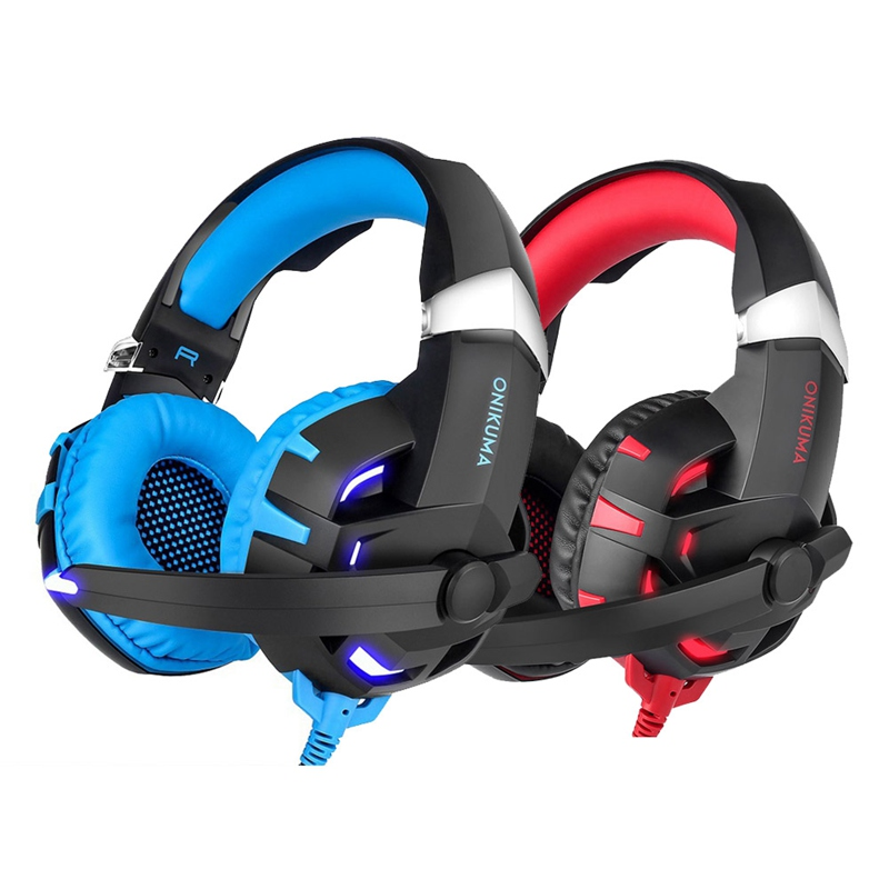USB Gaming Headphone Gaming Headset Casque Gamer Stereo Headphone With Microphone Mic Led Game Headsets For PC Computer