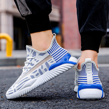 Novedad De verano, Zapatillas para Hombre, Zapatos De malla transpirables, calzado deportivo...