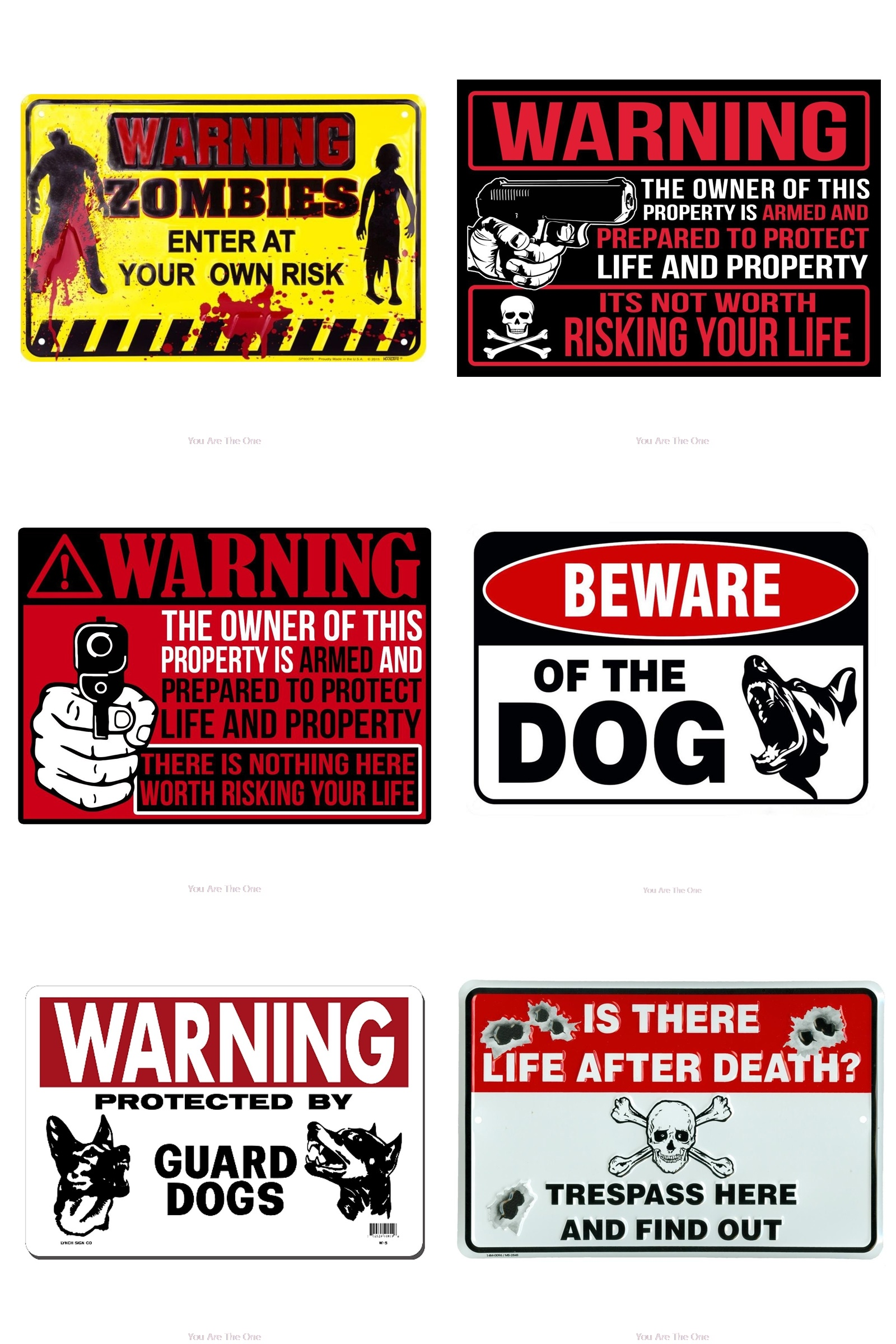 Metal Tin Signs Warning Zombies Enter At Your Own Risk Vintage Home Plaque Metal Painting Wall Decor Board Retro Pub Funny Bar Plaques Signs Aliexpress