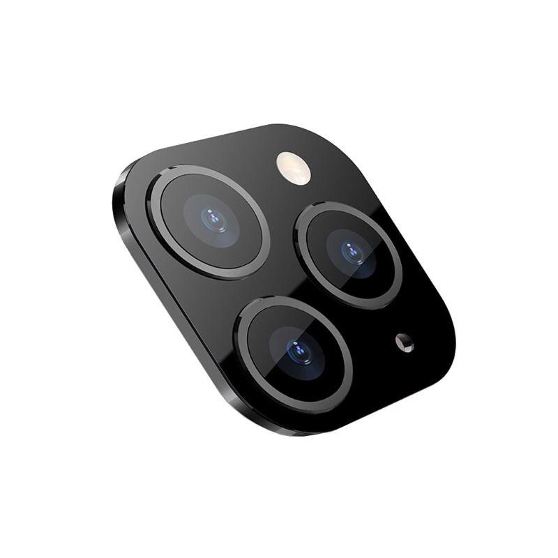 Новая крышка объектива камеры для iPhone X XS/XS MAX Seconds изменить для iPhone 11 Pro