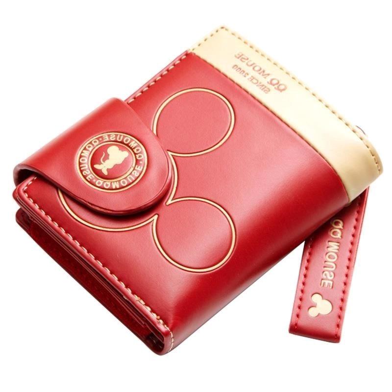 2020 New Women's Wallet Cute Wallet Portfel Short Wallet Portfel Damski Card Holder Zipper Small Wallet Women Cartera Mujer