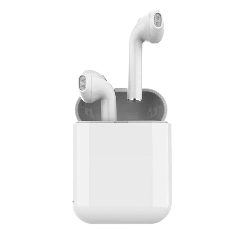 Tws Fone De Ouvido Bluetooth écouteur vrai sans fil Sport écouteurs casque stéréo écouteurs avec Microphone pour les appels mains libres