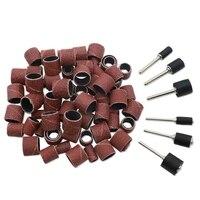 238 Sand Trommel Schleifen Kits mit 270 Stück Sanding Band Ärmeln und 12 Trommel Dorne für Dremel Dreh Werkzeuge|Schleifmaschinen|   -