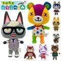 15 видов стилей плюшевая игрушка в виде пересекающихся животных, мягкая мультяшная кукла Raymond Blathers Slider Isabelle, мягкая кукла для детей, подарки н...