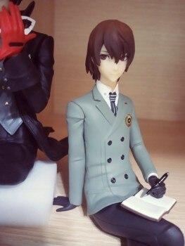 2020 1pc! Gra PERSONA niebezpieczeństwo Goro Akechi pcv figurka-Model kolekcjonerski zabawki