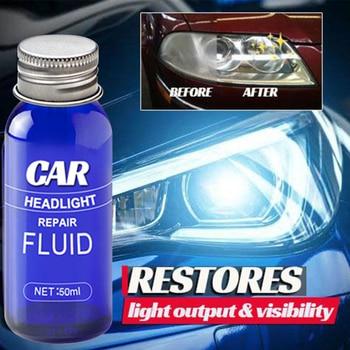 Repair Liquid Headlight Polishing Anti-scratch And Maintenance Liquid Kit Headlight Assembly Repair Car Headlight 1