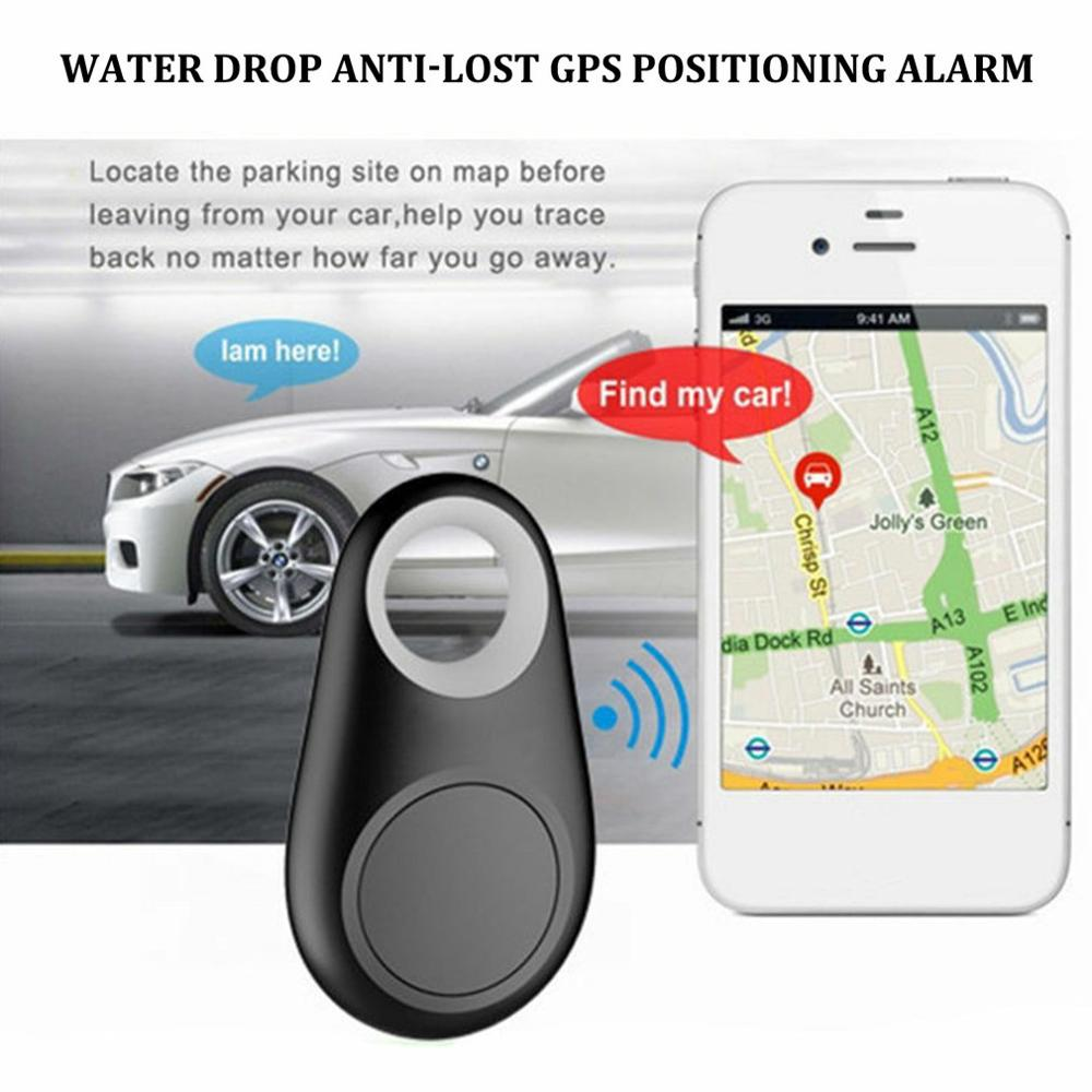 Alarm GPS Locator Itag-Tracker Positioning Smart Wireless Pet-Key New Anti-Lost-Finder title=