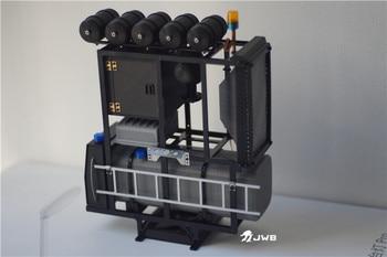 Make for  Big Mac Studio Tiangong Mop Head Plant Shelves Mercedes Great Trust 1:14 Mop Head Model Upgrades