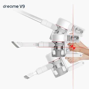 Image 2 - [Code promotionnel: 10AE715 remise de 12 €] Dreame V9 aspirateur à main ménage Portable sans fil cyclone 20Kpa aspiration dépoussiéreur pour voiture à la maison