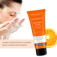 Neutriherbs Vitamin C Face Care Set with VC Cleanser + Derma Roller +Toner+ Serum + Mask + Day Cream +Eye Cream 7 in 1 2