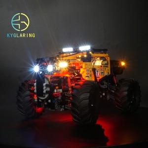 Image 1 - Kyglaring светильник п для lego Technic 42099 4x4 X Treme Off Roader (светильник